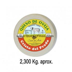 Queso Tierno de oveja (2,300 Kg. aprox.)