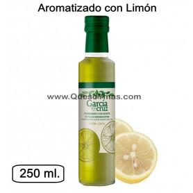 Aceite de Oliva Virgen Extra aromatizado con limón