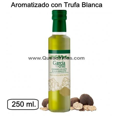 Aceite de Oliva Virgen Extra aromatizado con Trufa blanca