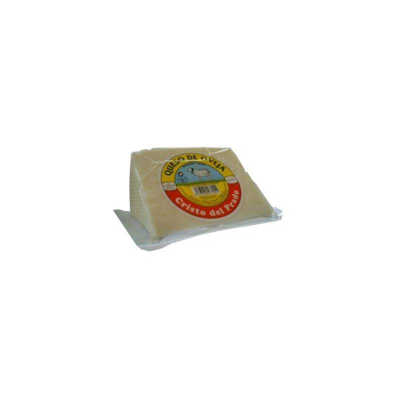 Cuña de Queso Tierno de Oveja (400 g. aprox.)