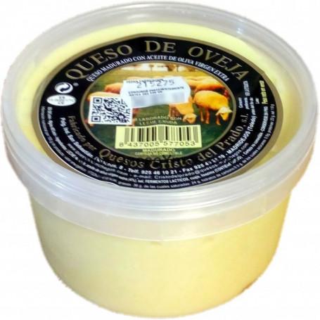 Crema de Queso con Aceite de Oliva