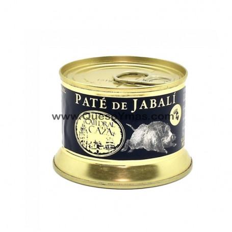 "Pate de Jabali ""Catedral de la Caza"" - 1"