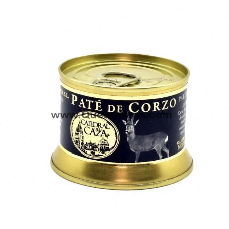 """Pate de Corzo """"Catedral de la Caza"""""""