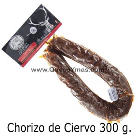 Chorizo de Ciervo 300 g